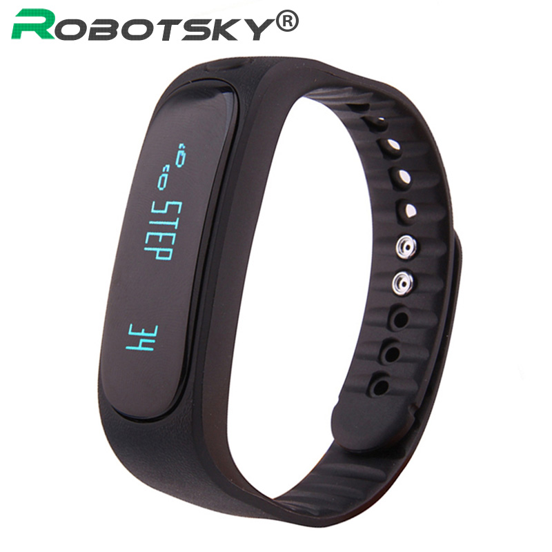 Smartband Health fitness tracker Sport Bluetooth Smart Bracelet reminder Wristband for IOS Android Antilost warning Smart