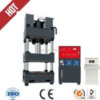 Small 40T Automatic Hydraulic Press Machine Hydraulic Press Machine For Leather Number Plate Embossing Press Machine