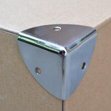 Бесплатная доставка 37b угловой кронштейн Алюминий случае угол мебели Чемодан сумка аппаратной части Air углу окна звук Toolbox углу