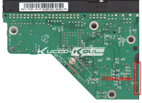 WD HDD PCB Logic Board 2060 701508 001 REV P1 For 3 5 IDE PATA Hard