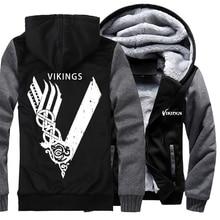 Odin Viking hoody hoodies men hip hop jackets coats male funny sweatshirts Vikings Odin clothes mans plus M 5XL tracksuits 2019