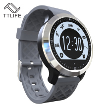 Neue Mode TTLIFE Intelligente Uhr Sport Uhr Smartwatch Bluetooth Smart Watch Armbanduhr für Apple iPhone IOS Android-Handy