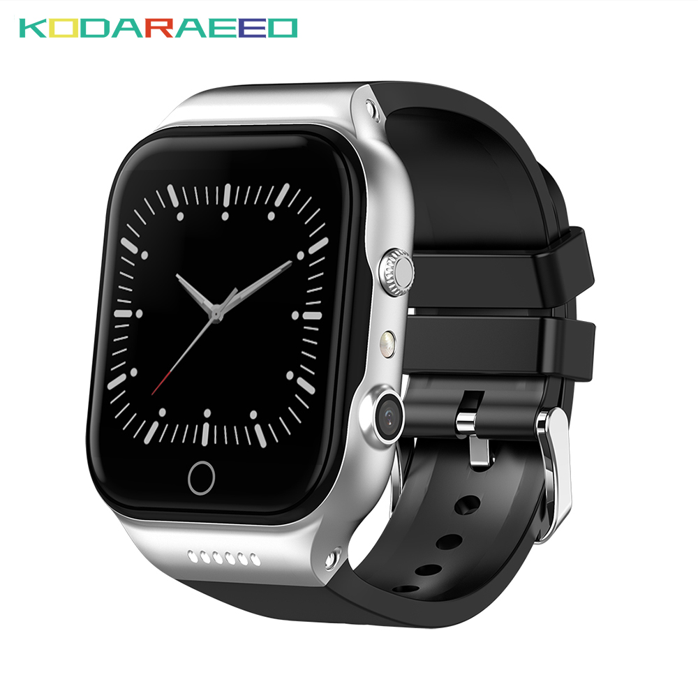 X89 Smart Watch MTK6580 16G ROM 1GB RAM Android 3G SIM Watch phone Men WiFi Sport Fitness Camera GPS Relogio Inteligente VS dm98 espanson dm98 smart watch 3g android 5 1 wifi gps 1 2ghz bluetooth 4 0 sport wristwatch phone dial call hd camera clock fitness