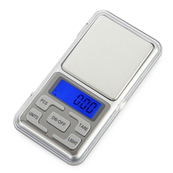 Mini LCD Electronic Kitchen Scale Digital Pocket Scale Portable Balance Cooking Tool Jewelry Digital Scales Kitchen 0.1g 0.01g
