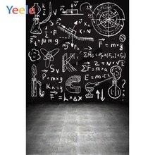 Yeele School Students Portrait Photographic Backgrounds Writing On The Blackboard Photography Backdrops For Photo Studio