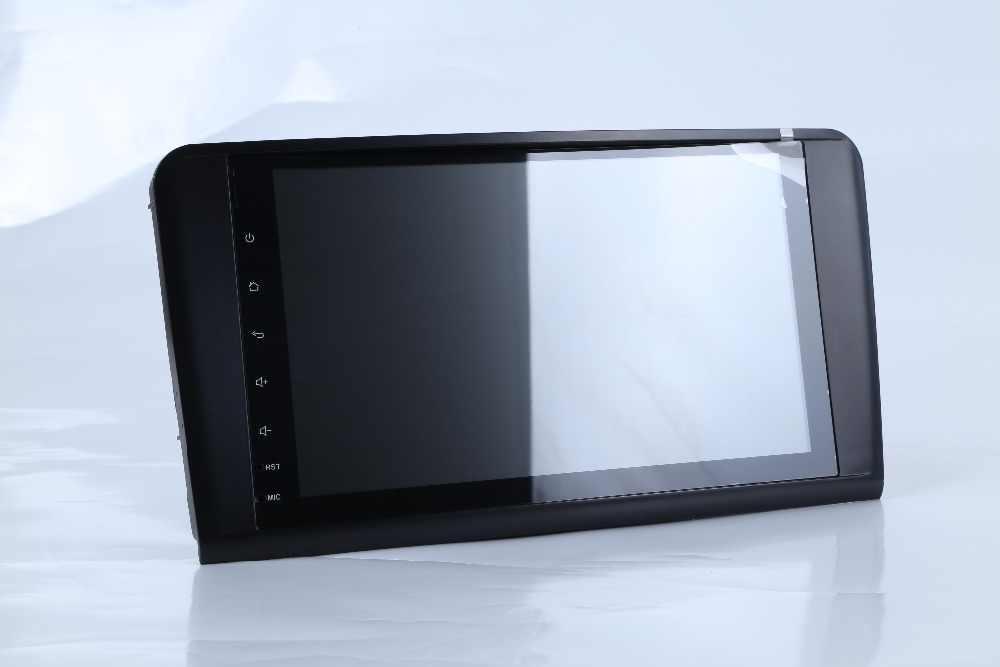 ギフト8コア1024*600アンドロイド8.0カーdvdプレーヤー用ベンツml/glクラスw164 x164 ml300 ml350 ml450 gl320 gl350ラジオwifi bt gps