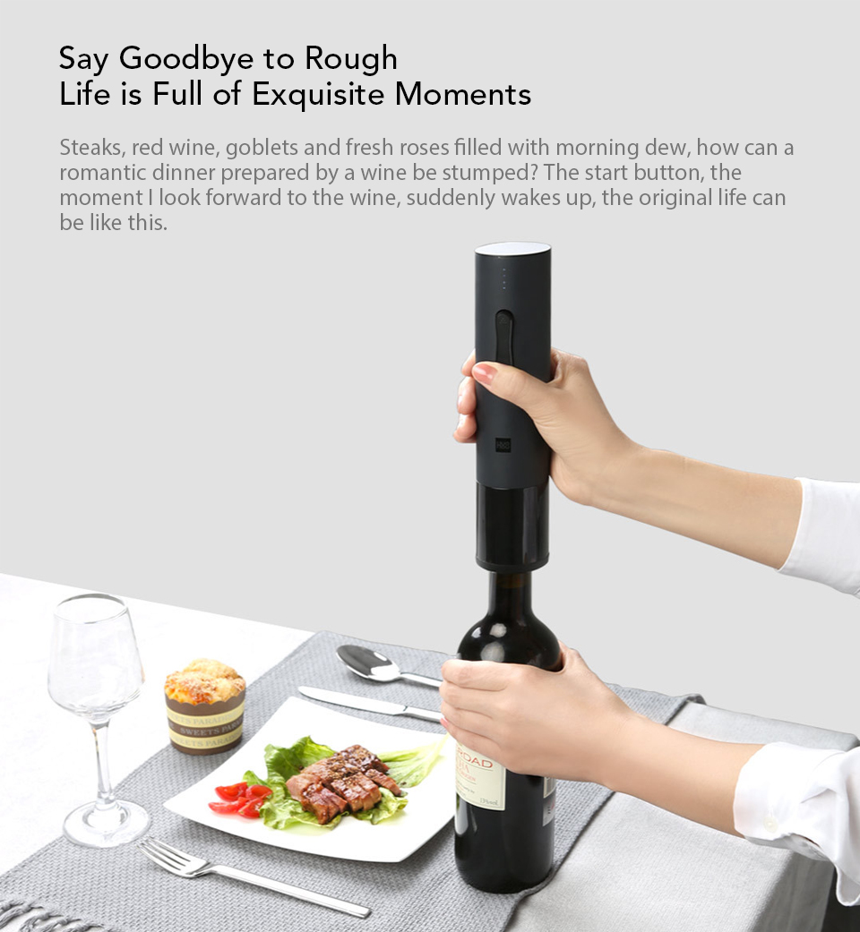 Xiaomi Wine Electric Bottle Smart Gadget 8