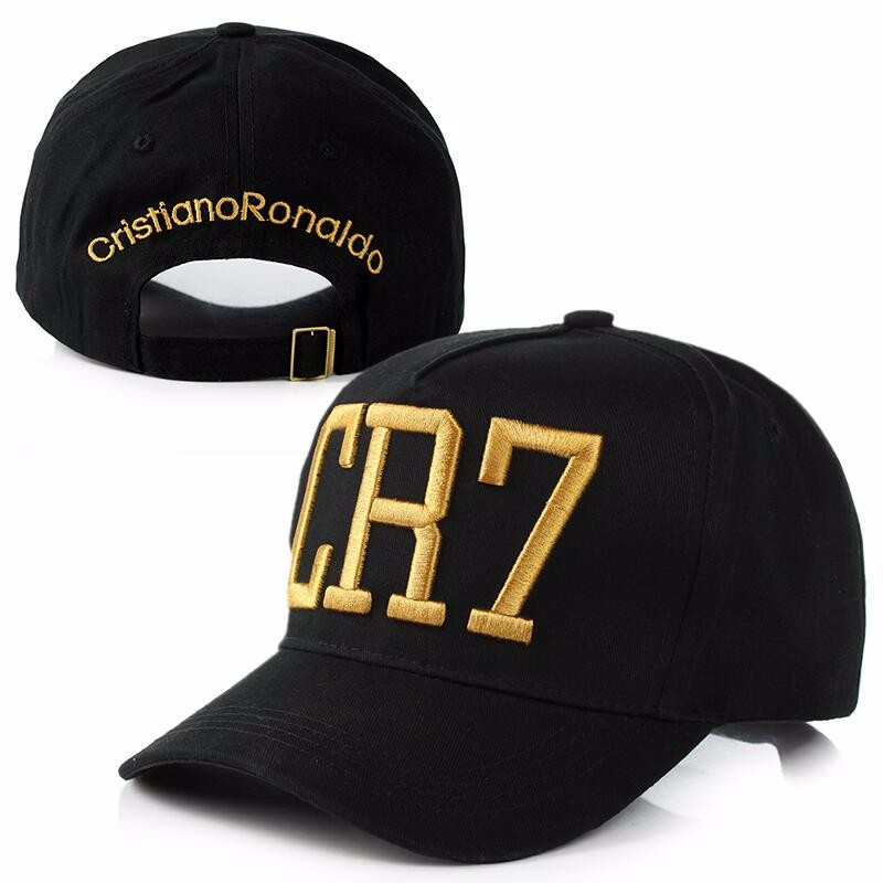 a6560410e7f New 2017 Cristiano Ronaldo 7 Real Madrid Footbal Hat Soccer Baseball ...