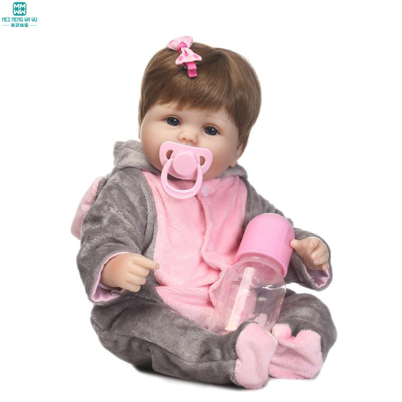 40cm doll baby  Silica gel baby Bathing dolls Photography baby for Childs Christmas gifts40cm doll baby  Silica gel baby Bathing dolls Photography baby for Childs Christmas gifts