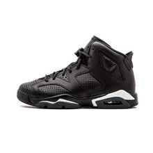 detailed look 18284 ccdac Jordan Retro 6 zapatos de baloncesto Tinker UNC azul gato negro rojo de  infrarrojos Carmine marrón