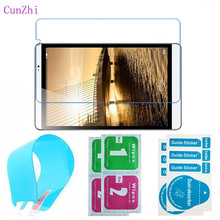 Soft TPU Nano-coated Explosion-proof Screen Protectors For Huawei MediaPad M2 8.0
