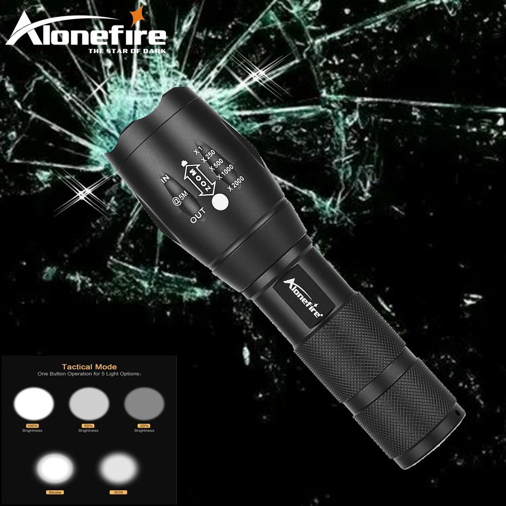 AloneFire E17 zoom led flashlight super bright CREE XM-L T6 3800Lm waterproof bicycle light torch zoomable led flashlight torch electrolux ehf6232iok
