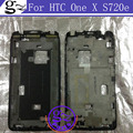 Middle Housing Chassis Frame Bezel Case with Front Cover For HTC One X S720e Repair Part With Tracking Number