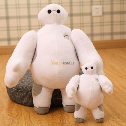 Fancytrader 39\'\' 100cm Giant Plush Stuffed Baymax Big Hero 6 Stuffed Toys, Free Shipping FT90510 (5)