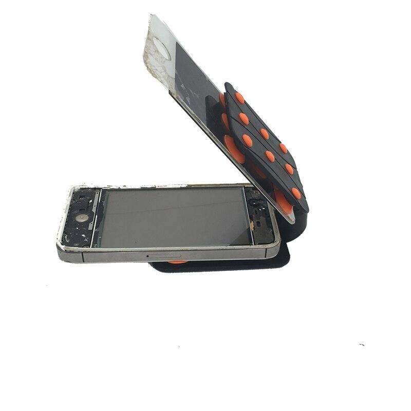 Universal Smart Screen Repair Holder Work Station for iPhone Samsung Teardown Work Fixture PCB Holder Clamp Repair Tool in hand