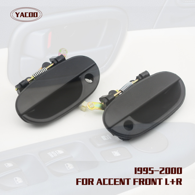 2000 Hyundai Accent Exterior: Online Buy Wholesale Hyundai Accent Door Handle From China