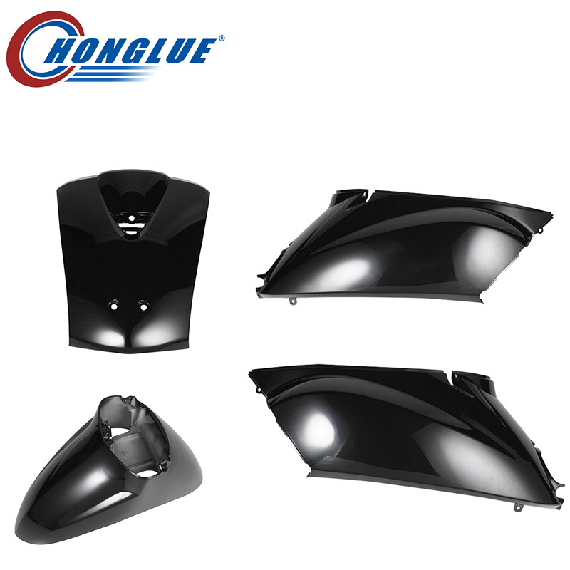 honglue Motorcycle Accessories For HONDA TODAY AF61 Motorcycle scooter body Fairing kit ABS Plastic Paint Fairing kits 4pieces motorcycle accessories for yamaha bws100 4vp motorcycle scooter full set body fairing plastic paint panel body plastic cover