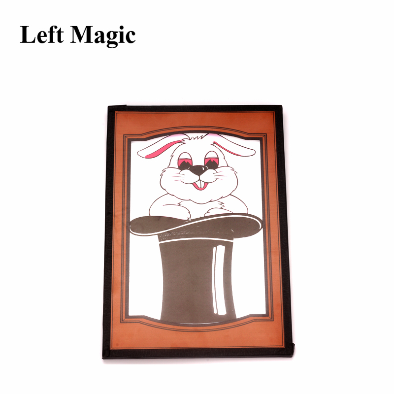 Les objets apparaissent à partir de la chapeau haut-de-forme de chapeau de grand-père pour le cadeau de Kid'S tours de magie professionnels pour les accessoires magiques d'illusion de scène de magicien G8243