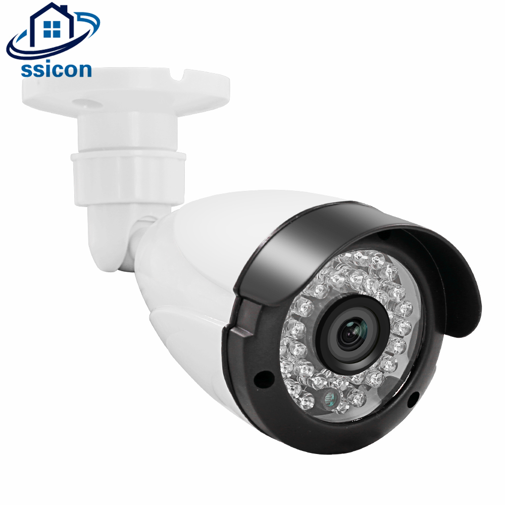 SSICON Waterproof Sony IMX323 CMOS Sensor Bullet CCTV Camera AHD Outdoor 2.0MP 3.6mm Lens Security Night Vision CCTV Camera smar outdoor bullet ip camera sony imx323 sensor surveillance camera 30 ir led infrared night vision cctv camera waterproof