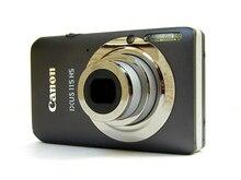 Używany aparat cyfrowy Canon 115 HS różne kolory (12,1mp, 4 krotny zoom optyczny) 3.0 cala LCD