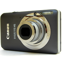 Used,Canon 115 HS Digital Camera - Various colors(12.1MP, 4x