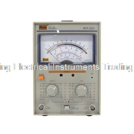 AC Millivoltmeter RVT-322 Measuring instrument Withstand voltage tester Pressure Hipot tester Resistance Electronics Parameter ac power source rk5000 variable frequency power supply power meter pressure hipot tester resistance electronics parameter audio