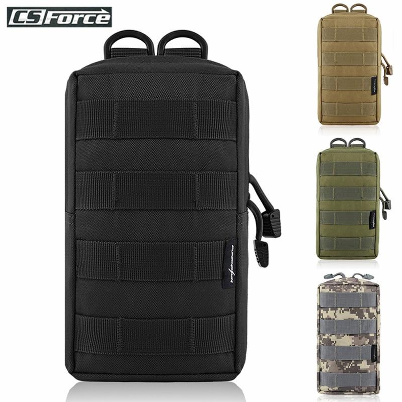 Tactische Molle Pouch Bag Utility Edc Pouch Voor Vest Rugzak Riem Outdoor Jacht Taille Verpakking Militaire Airsoft Game Accessoire Zak