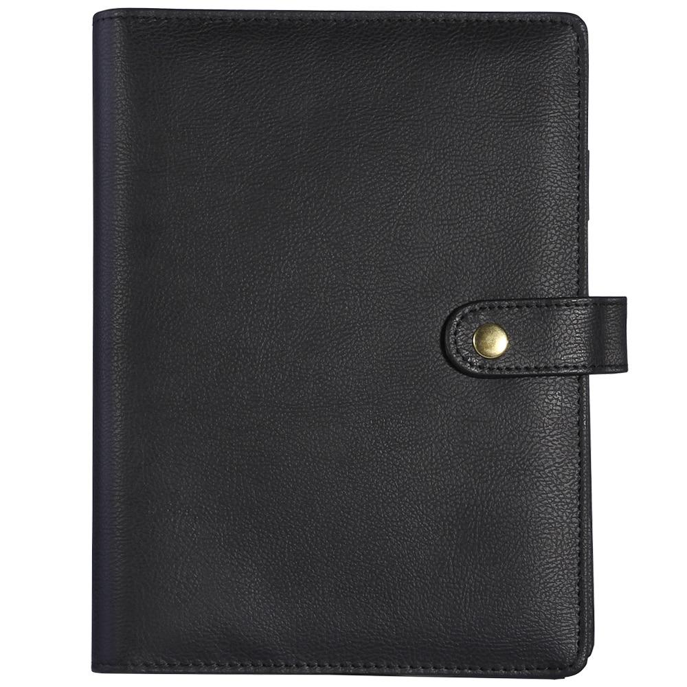 Επαναφορτιζόμενη σπιράλ κουμπιά Notebook - Σημειωματάρια - Φωτογραφία 1