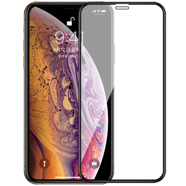 Felkin Tempered Glass untuk iPhone XR X Max X 5 5 S 6 6 S Plus 7 7 Plus Layar pelindung untuk iPhone XR X Max X 5 5 S 6 6 S 7 7 Plus