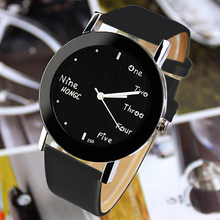 2017 Women Wrist Watches Ladies Leather Quartz Watch Female Clock Famous Luxury Brand Girl hodinky Relogio Feminino Montre Femme