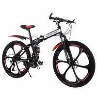 ALTRUISM X9 Горный Велосипед Складной Стальной 21 Скорости 26 Дюймов Для 160 185см Людей