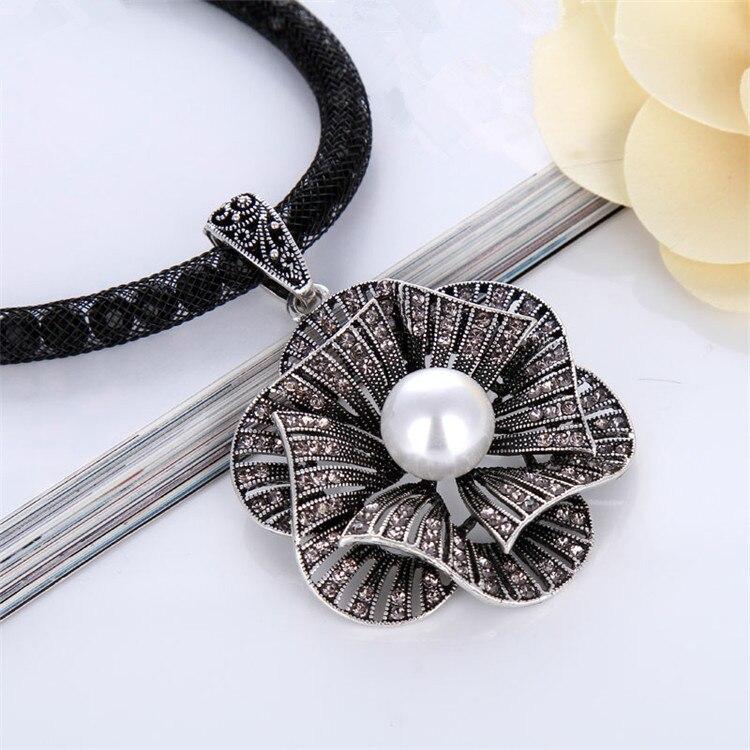 2016 полный Подвеска Цепочки и ожерелья Интимные аксессуары короткой цепи орнамент женские универсальные ключицы