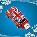 Новый Кристалл Формы Автомобиля 4 ГБ 8 ГБ 16 ГБ 32 ГБ 64 ГБ usb флэш-накопители USB 2.0 памяти флэш-палки флешки/рождественские Подарки