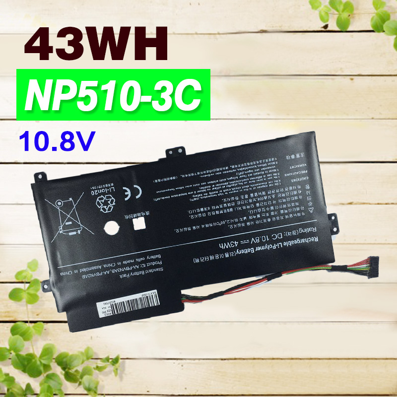 все цены на 10.8V Laptop battery AA-PBVN3AB Np470 for Samsung NP370R5E Np510 NP370R5E 1588-3366 np450r5e NP51OR5E NP510R5E Ba43-00358a онлайн