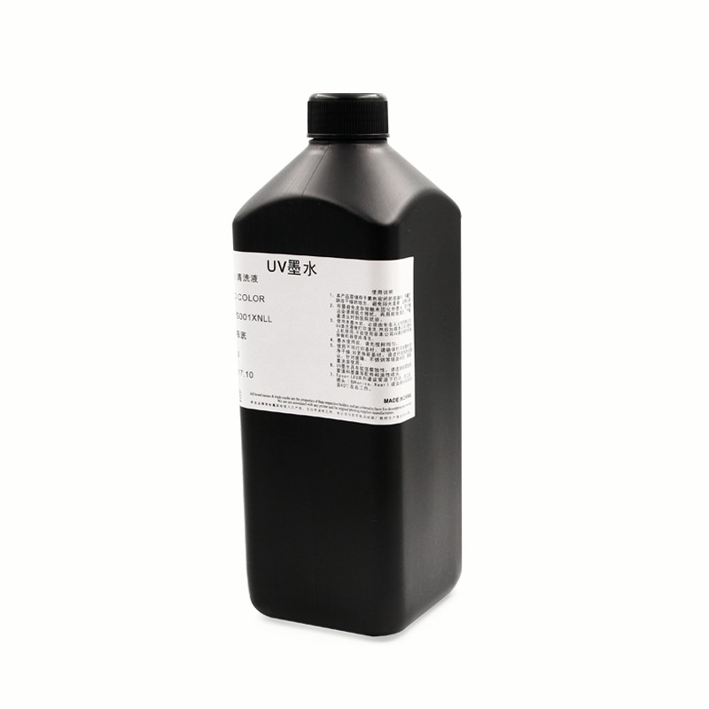 500ML LED UV Ink Pre-coating for Roland for Mimaki for Mutoh for Ricoh DX4 DX5 DX6 DX7 Flatbed Printer Ink Coating Liquid 1000ML