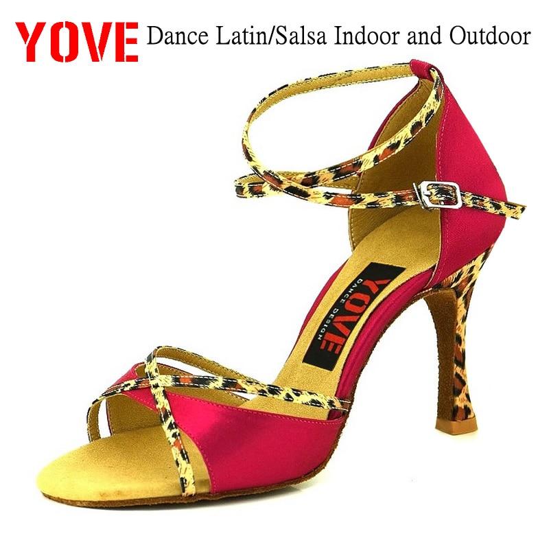 YOVE 스타일 LD-1001 댄스 신발 바차타 / 살사 실내 및 - 운동화