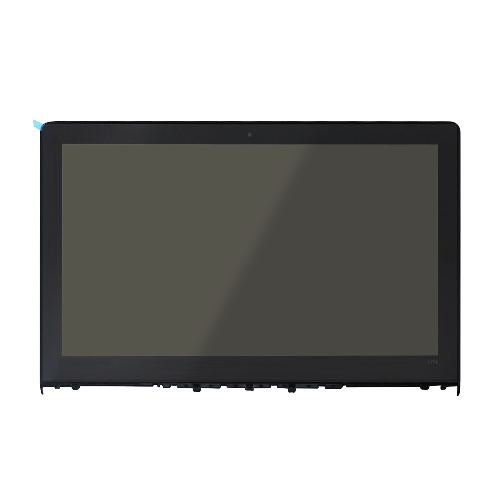Laptop Accessories 15.6 Fhd Ltn156hl09-401 Uhd Lq156d1jx03-e Led Lcd Screen Assembly With Front Glass For Lenovo Ideapad Y700-15 Y700-15isk 80nw Laptop Lcd Screen
