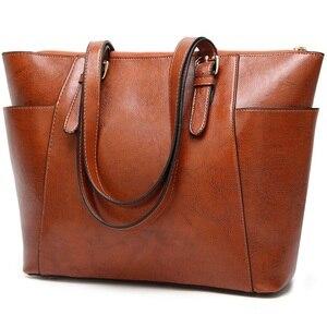 Дизайнерские сумки высокого качества из натуральной кожи для женщин 2020 женская сумка-мессенджер винтажная женская сумка через плечо N412