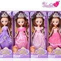 27 cm Boneca Barbie Princesa de Conto de fadas Vestido de Princesa vestido Para Barbie Boneca de Brinquedo Fingir Jogar Bebê menina Vestido Da Menina presente