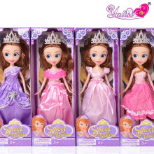 27cm Barbie Fairytale Princess Doll Princess Dress Gown dress For Barbie Doll Dress Girl Pretend Play Baby girl Toy Gift