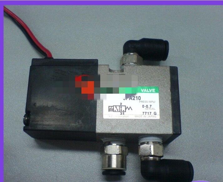 para Mindray Cinco-classe Analisador de Células Sanguíneas Dedicado Válvula Solenóide Ckd Bc5500 Bc5300 Bc5380