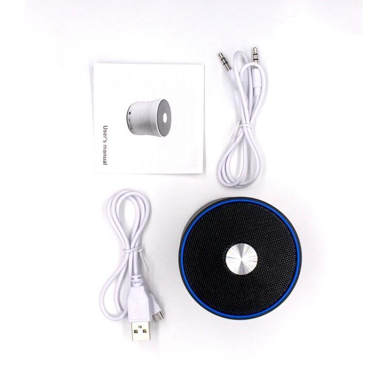 מיני אלחוטי Bluetooth רמקול נייד רמקולים, כרטיס TF תמיכה נגן mp3 3.5 מ