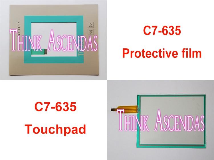 все цены на 1pcs New C7-635 6ES7635-2EB00-0AE3 6ES7 635-2EB00-0AE3 / 6ES7635-2EB01-0AE3 6ES7 635-2EB01-0AE3 Protective film Touchpad онлайн