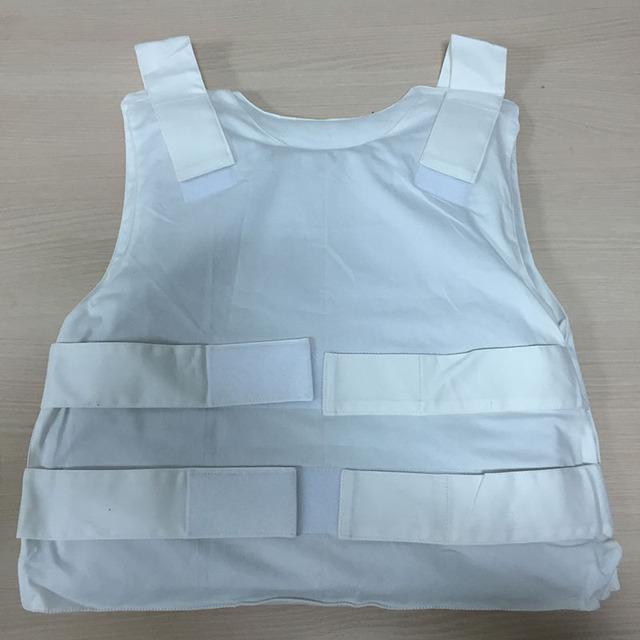Chalecos A Prueba de Chaleco Táctico chaleco antibalas Body armor NIJ nivel IIIA chaleco Antibalas Ocultable chaleco Desgaste interior Clásico