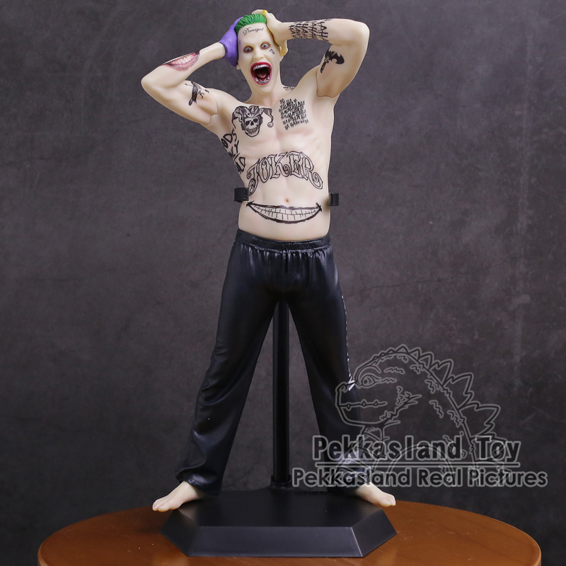 все цены на Crazy Toys Suicide Squad The Joker 1/6th Scale Collectible Figure Model Toy 12