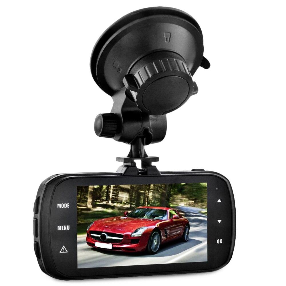 DAB205 3.0 inch Full HD 2560 x 1440P Car DVR Camera Detector Parking Recorder Camcorder GPS 170 Degree Angle gps навигатор lexand sa5 hd