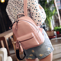 2016 New Fashion Alligator Girls Backpack Preppy Style PU Leather School Bags Travelling Shoulder Bag Crocodile Casual Backbag