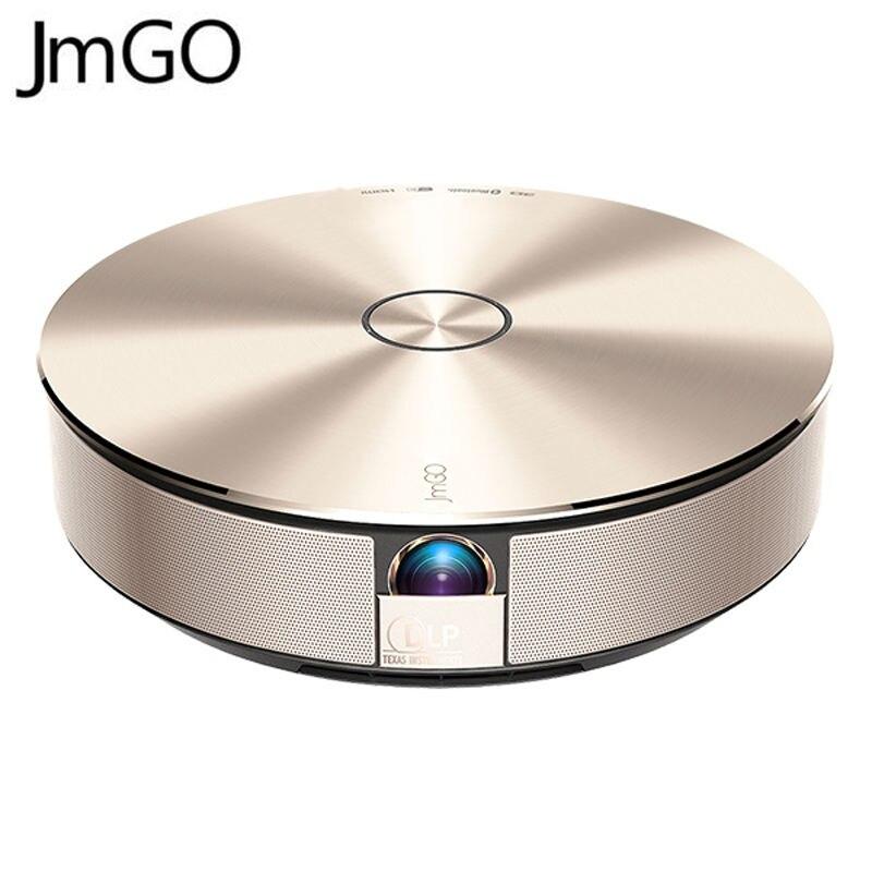Prix pour JmGO G1S Smartphone Projecteur DLP Projetor Smart Home Theater Soutien 1080 P 300 pouce Salut-fi Bluetooth Android Proyector Beamer