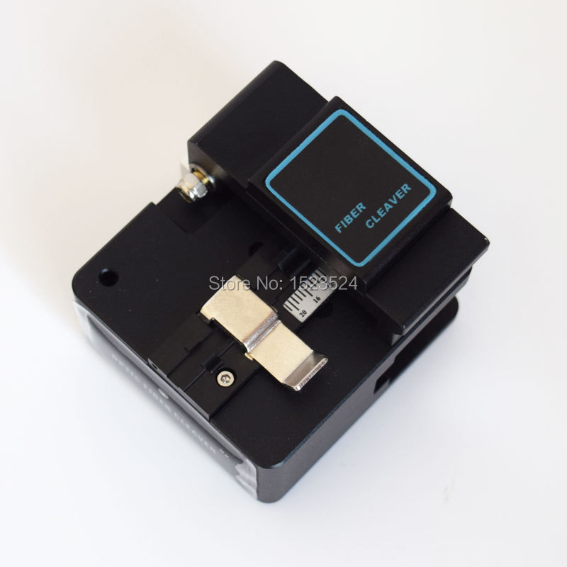 Original Jilong KL-21F High Precision Fiber Cleaver Fiber Optic Cutter