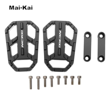 MAIKAI Motorcycle Accessories FOR HONDA  NC700 NC 700 2012-2019 CNC Aluminum Alloy Widened Pedals